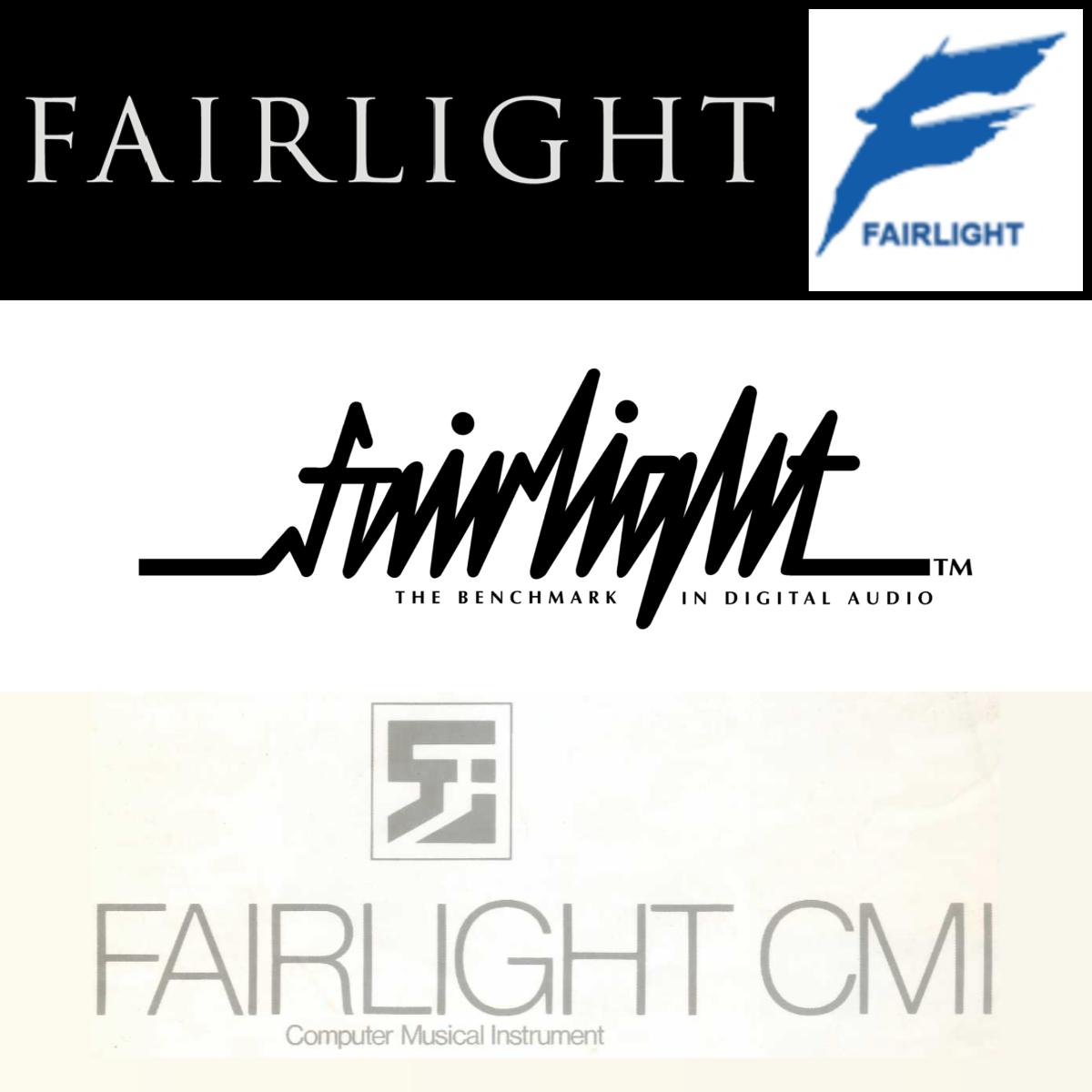 Fairlight Logos over time